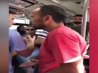 Tacizcinin Metrobüste Suçüstü Yakalanması