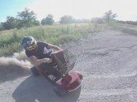 80 Beygir Gücündeki Elektrikli Mobility Scooter