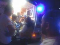Ambulans Şoförünü Darp Eden Kafası İyi Adam