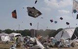 Festivalde Oluşan Hortum
