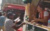 Hintlinin Maraş Dondurmacısı ile İmtihanı