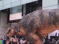 İnsanlara Korku Salan Dev Dinozor