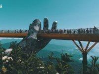 Golden Bridge - Vietnam