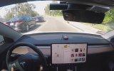 Tesla Model İle Ford Mustang Gt'nin Tuhaf Kapışması