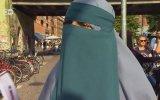 Danimarka'daki Burka Yasağına Direnen Türk Kadın