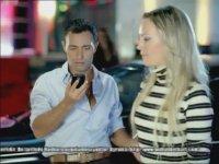 Mustafa Sandal Muhabbet Kart Reklamı