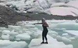 Sarışın Hatunun Buzullarla İmtihanı