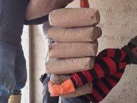 350 Kg Çimento Kaldıran İnşaat İşçisi