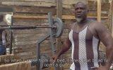 Gana'nın Kaslı Adamları