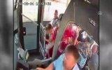 Otobüs Şoförü ile Engelli Yolcunun Kavga Etmesi