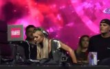 Paris Hilton'un KKTC'de DJ'lik Yapması