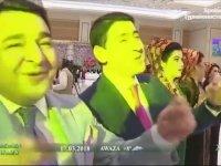 Türkmenistan Cumhurbaşkanının Rockçı Olması
