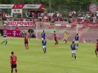 Bayern Münih'in 20 Gol Atması (20-2)