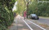 Almanya'da Bisiklet Yolu