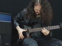 Elektro Gitarla İstiklal Marşı
