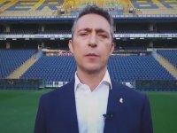 Fenerbahçe Büyüktür Küfür Etmez - Ali Koç