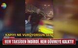Müşteri Beğenmeyen Taksici  İstanbul