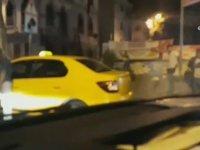 Beyoğlu'nda Zombiye Dönen Taksici