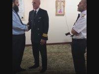Havaalanı Mescidinde Müslüman Olan İtalyan Pilot