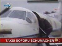 Michael Schumacher'ın Taksi Kullanması