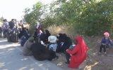 Depar Atarak Ülkerine Giden Suriyeliler