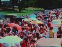 Elvis Presley'nin Cenaze Töreni (41 Yıl Önce Bugün)