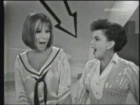 Barbra Streisand & Judy Garland - Judy Garland Show (1963)
