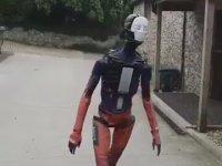İnsandan Daha Çok İnsana Benzeyen Robot