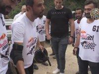 Kenan Sofupğlu'nun Lazralli Yarışmasına Katılması