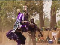 Zaouli Maske Dansı - Fildişi Yöresi