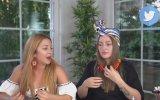 Danla Bilic ve Ece Seçkin  Cehennemin Dibine Giden Kız Makyajı
