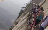 Ölüm Yolu İle Korkutan Dağ  Çin