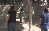 Şehri Ayağa Kaldıran Yüzü Kapalı Kadın  Adana