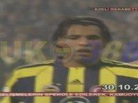 Beşiktaş 2-1 Fenerbahçe (30 Ekim 2004)