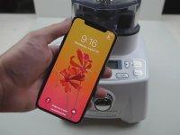 iPhone X'u Blender'da Parçalamak