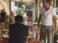 KKTC'de Sözlü Tacize Uğrayan Barbaros Şansal