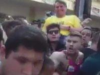Brezilya Devlet Başkan Adayı Jair Bolsonaro'nun Bıçaklanması