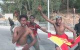Afrikalı Göçmenlerin İspanya'ya Geçişi