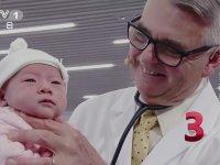 Ağlayan Bebekleri 5 Saniyede Susturmak