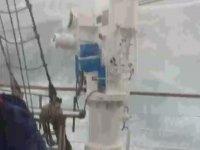 Batma Tehlikesi Yaşayan Gemi Dehşeti