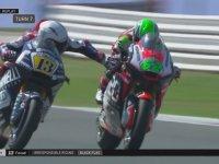MotoGP'de Rakibinin Frenini Sıkan Romano Fenati