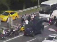 Motosikletli Gencin Ölümüne Sebep Olan Otomobil Sürücüsü