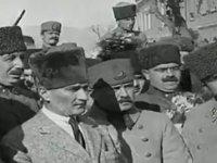 Mustafa Kemal Atatürk'ün Tüyleri Diken Diken Eden Görüntüleri