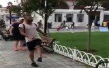 Sultanahmet Meydanı'nda Hüsrana Uğrayan Barçalı Rafinha Alcantara