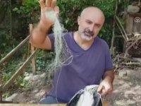 Tırıvırıya Dolanan Balıkçılı Kurtaran Abi