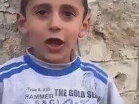 Erzurumlu Çocuktan Mini Mini Bir Kuş Şarkısı