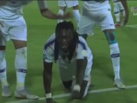 Bafetimbi Gomis'in Al Hilal Riyadh'daki İlk Golünü Atması