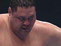MMA Efsanesi ABD'li Dayı vs. Sumocu