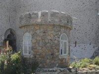 Tarihi Kaleye PVC Pencere Takmak
