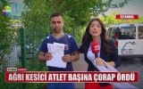 Atlete Haciz Gelmesi  İstanbul